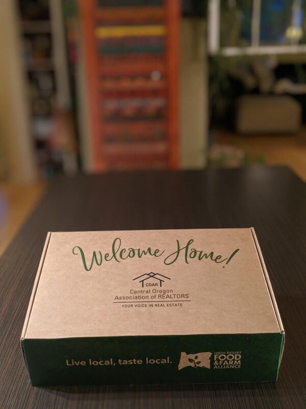 HDFFA Welcome Home Box (COAR Member Realtors ONLY)