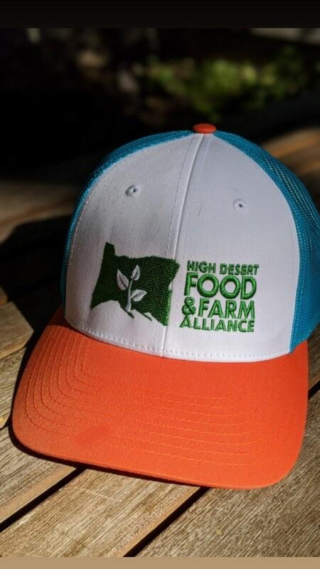 HDFFA Signature Hat