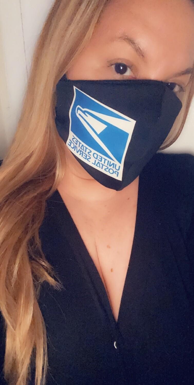 USPS Custom Mask