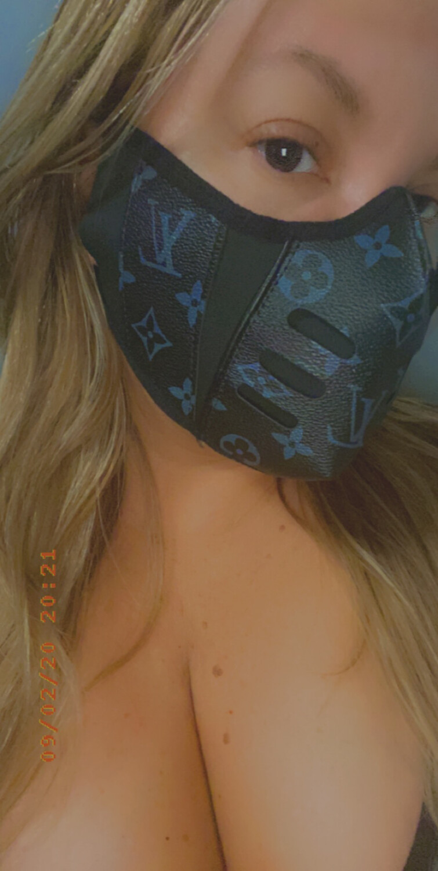 LV Black COMBAT Mask (Black & Grey)