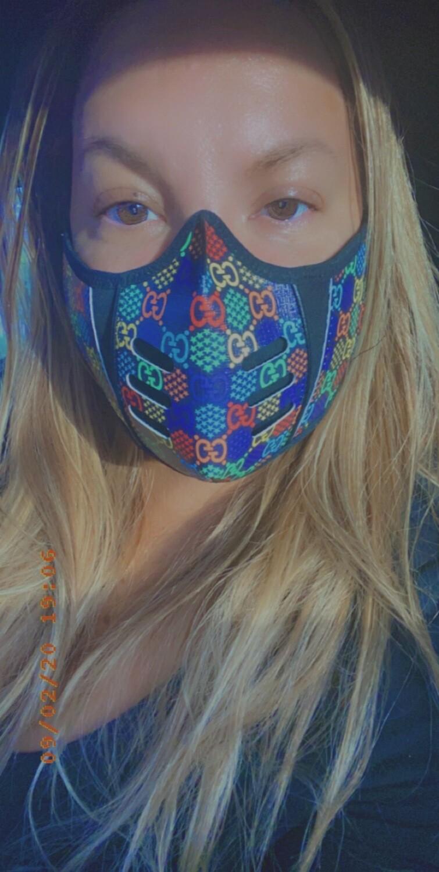 GG Combat Mask MultiColor