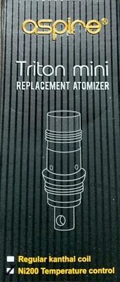 Aspire Triton Mini Replacement Atomizer Ni200