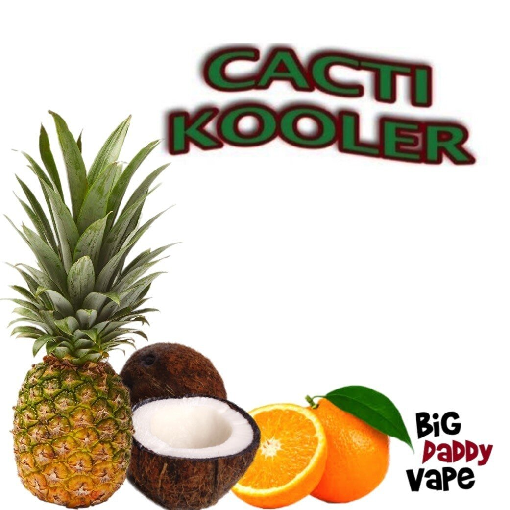 Cacti Kooler 70/30  - 120ml