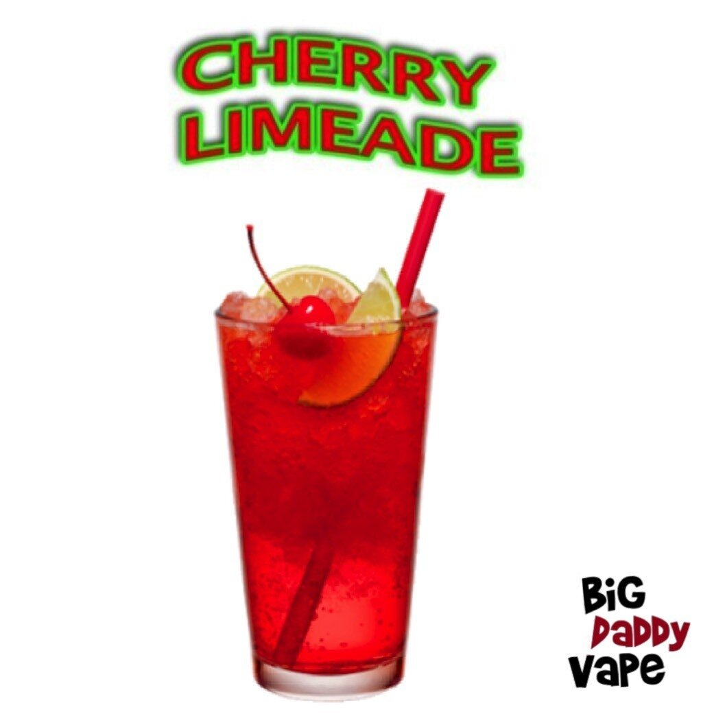 Cherry Limeade 70/30  - 120ml