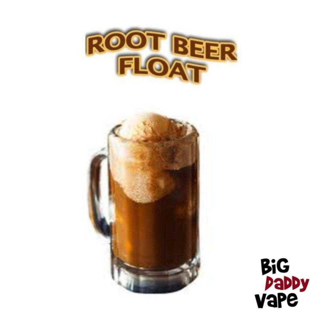 Root Beer Float 75/25  - 120ml