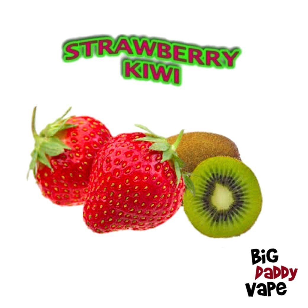 Strawberry Kiwi 80/20  - 120ml