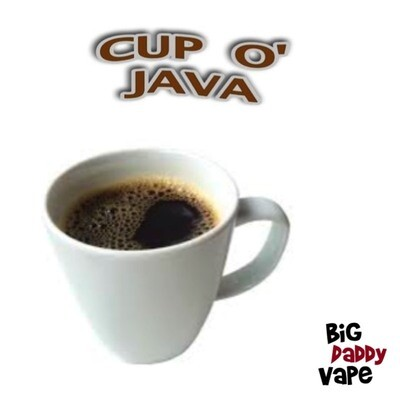 Cup of Java 70/30  - 120ml