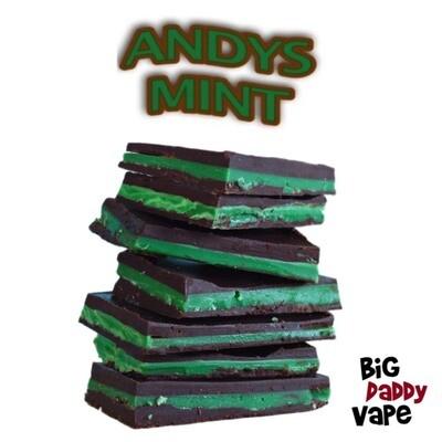 Andys Mint 80/20  - 120ml