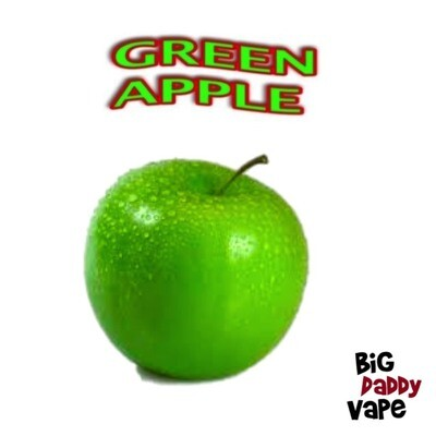 Green Apple 70/30  - 120ml