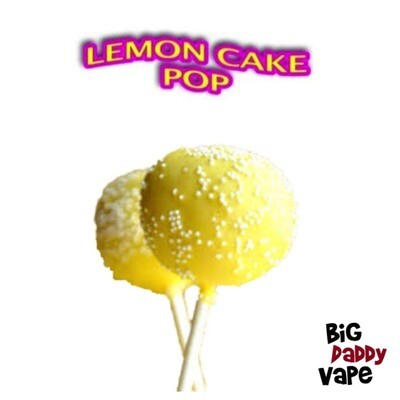 Lemon Cake Pop 70/30  - 120ml