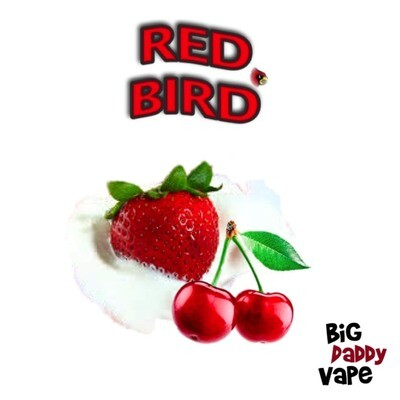 Red Bird 80/20  - 120ml