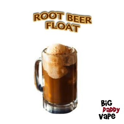 Root Beer Float 75/25  - 120ml