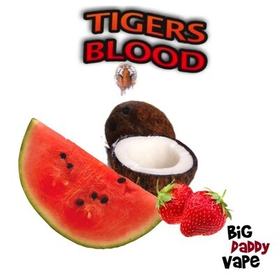 Tigers Blood 80/20  - 120ml