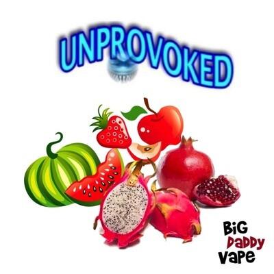 Unprovoked 75/25  - 120ml