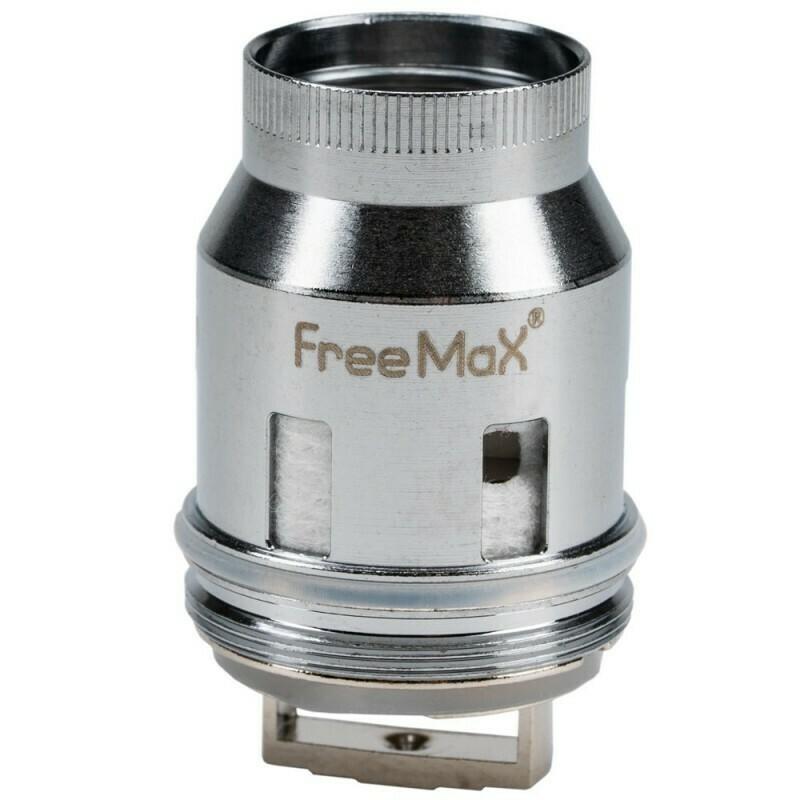 FreeMax Fireluke Mesh Double Coil - 0.5 ohm
