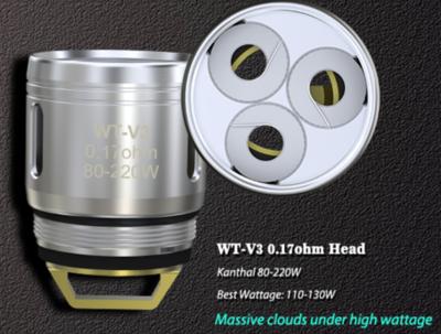 Wismec WT-V3 - .17ohm