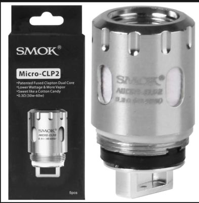 Smok Micro CLP2 Replacement Coil 0.3Ohm