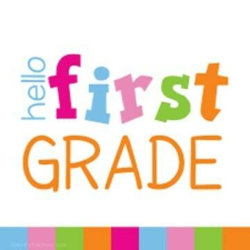1st grade class dues