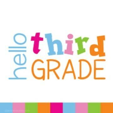 3rd grade class dues