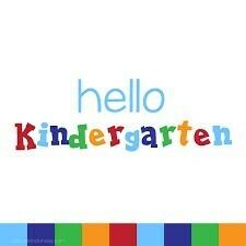 Kindergarten class dues