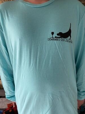 Downward Dog DeChantal Shirt-Adult