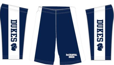 Duke Shorts - Youth & Adult sizes