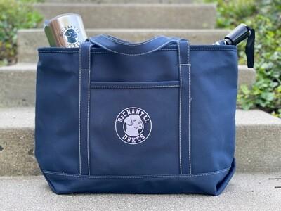 Tote Bag-Blue