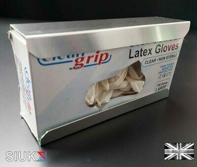 Disposable Glove Dispenser Wall Mount Vinyl / Latex