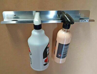 4 (1L) Spray Bottle Holder  Wall Mount, Van or Workshop