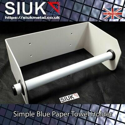 Blueroll Open Roll Feed Paper Towel Holder