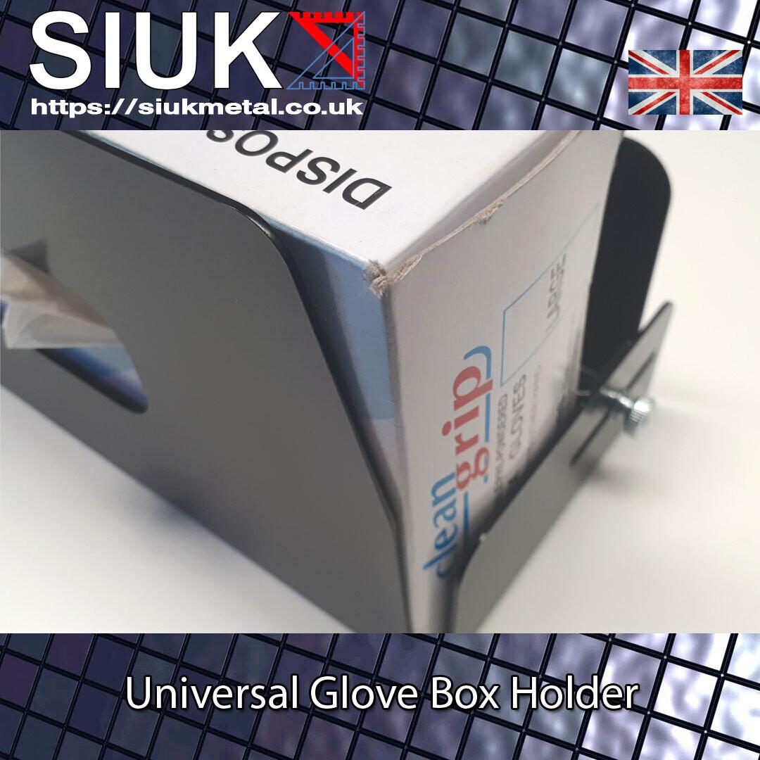 Universal Disposable Glove Dispenser Wall Mount Vinyl / Latex