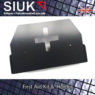 Detailer First Aid Kit & Wall Mount