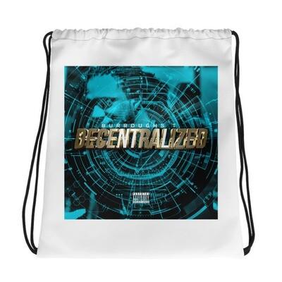 """""""Decentralized"""" Drawstring bag"""