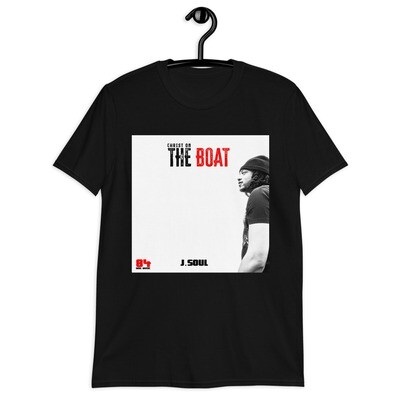 """The """"Christ on the Boat"""" Short-Sleeve Unisex T-Shirt"""