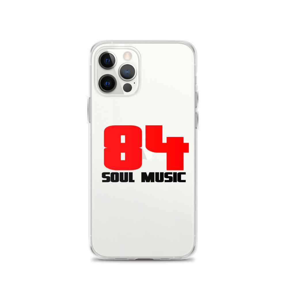 "The ""84 Soul Music"" iPhone Case"