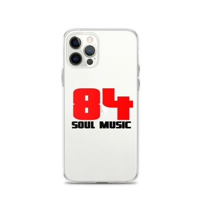 """The """"84 Soul Music"""" iPhone Case"""