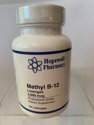 MethylB-12 lozenges #50