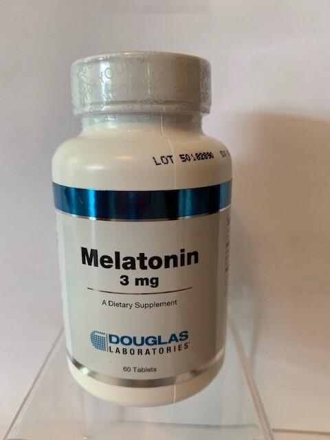 Melatonin 3mg #60 tablets