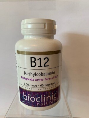 Methylcobalamin 5,000mcg #60 lozenges