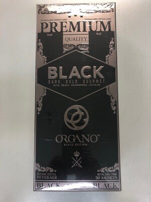 Organo Black Coffee #30 sachets