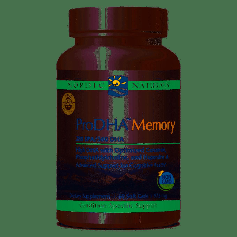 NORDIC NATURALS PRODHA MEMORY
