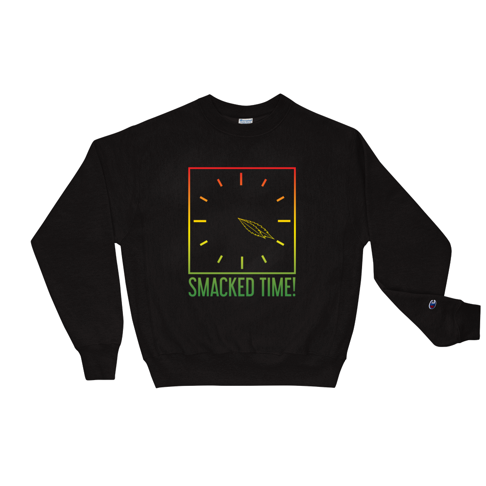 Smacked Time Champion Sweatshirt