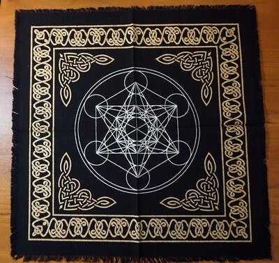 Metatron  Table Cloth