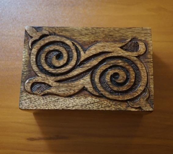 Spiral Box