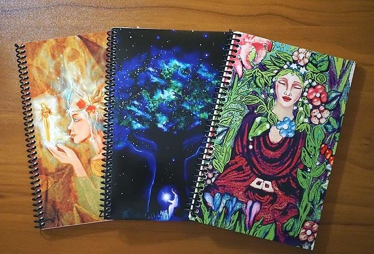 Art Journals by Montserrat