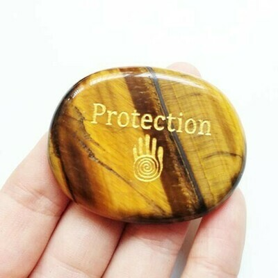 Protection Palm Stones