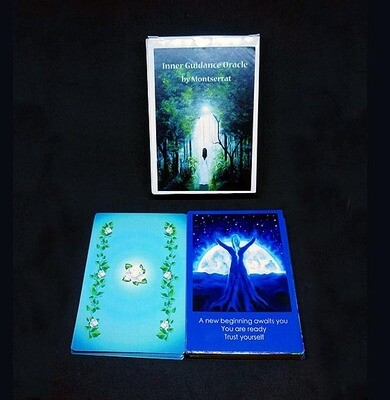 Inner Guidance Oracle Deck by Montserrat