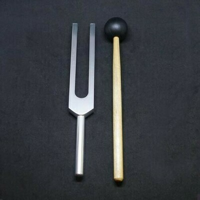 528 HZ Tuning Forks