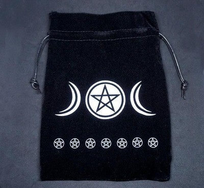 Triple Moon Tarot Bags