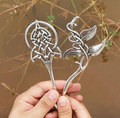 Celtic Hair Pins